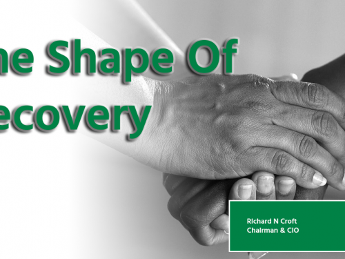 the shape of recovery banner
