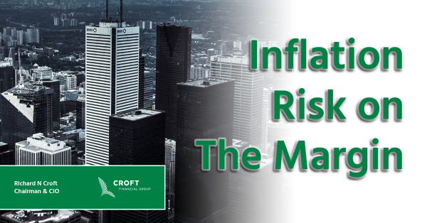 RESEARCH UPDATE – Inflation Risk on The Margin
