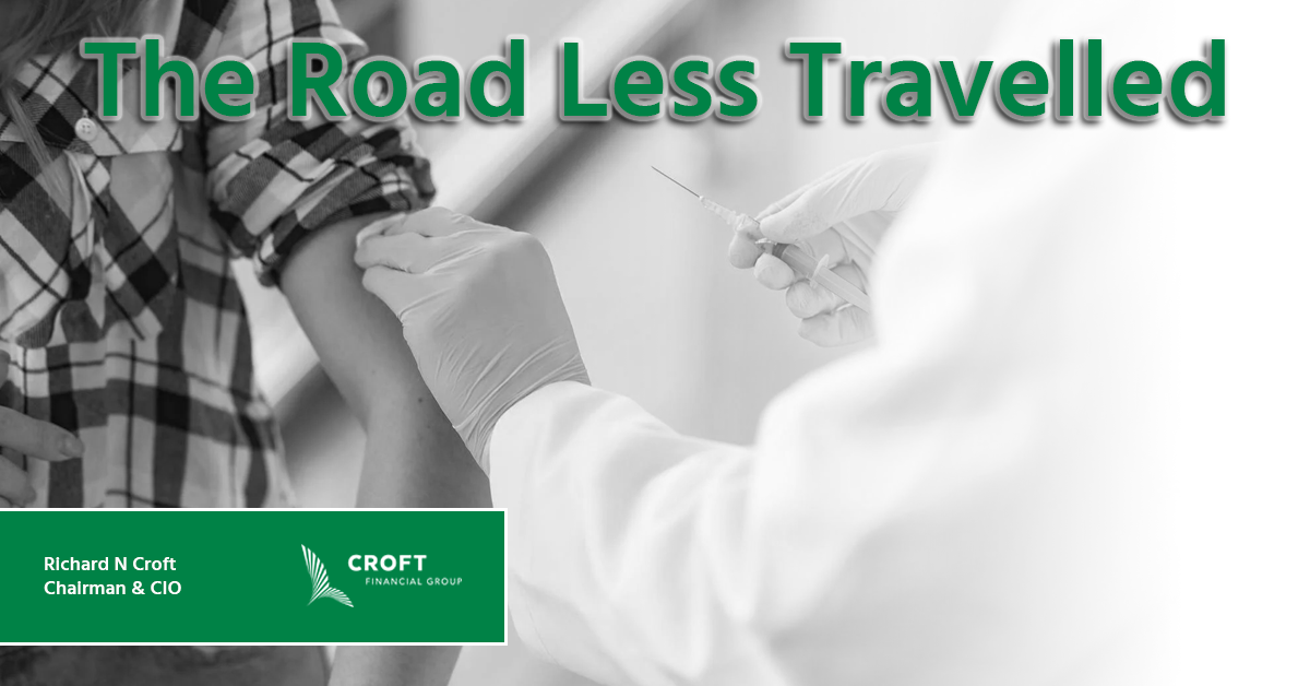 RESEARCH UPDATE – The Road Less Travelled