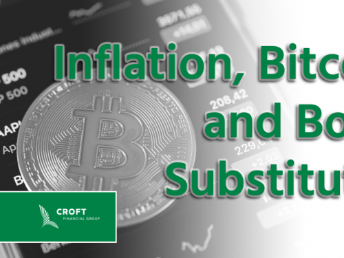 inflation bitcoin and bond substitues